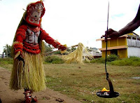 Theyyam, Cheruvathur, Youth, Worship, District, Farmer, Agriculture, Farming, Kerala