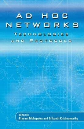 Ad hoc wireless networks book
