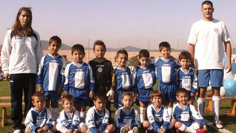 Santfeliuenc FC Promeses