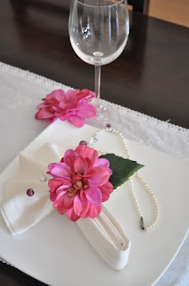 Wedding Napkin Rings image