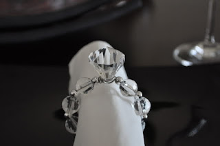 Diamond Napkin Rings