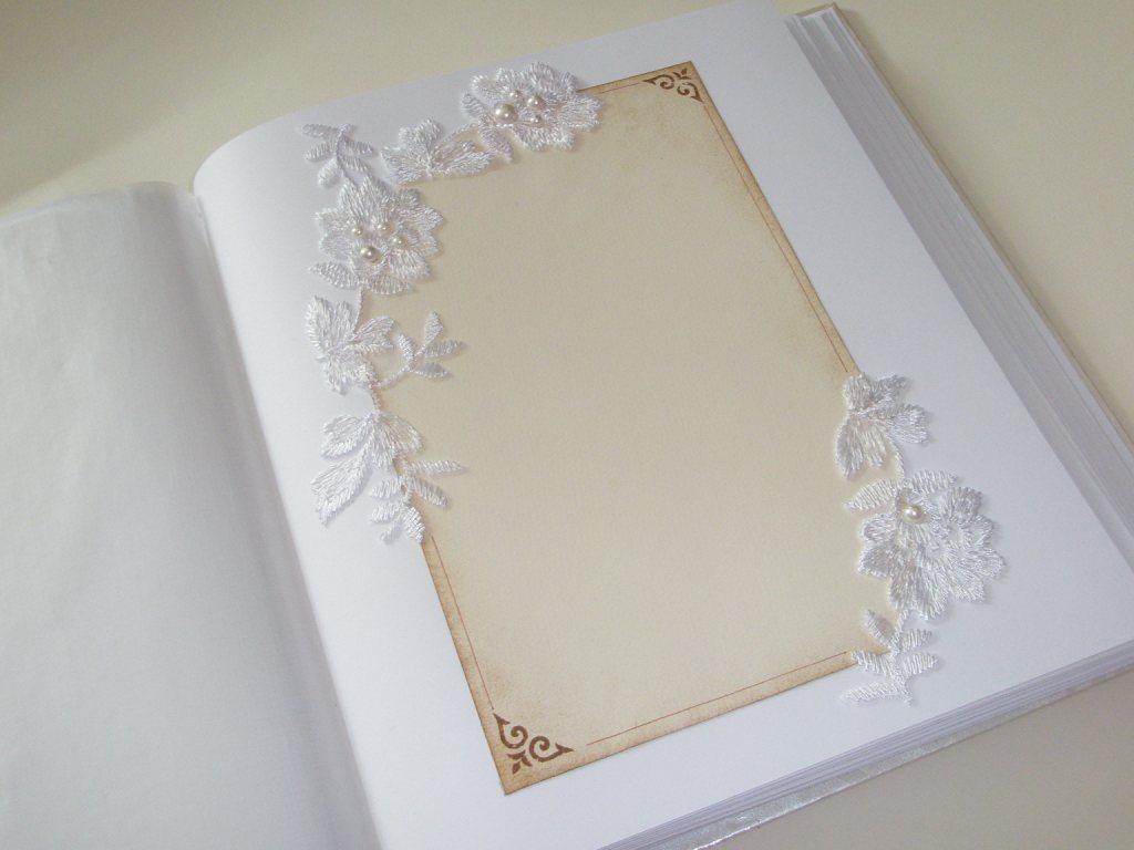 Оформить свадебный фотоальбом своими руками