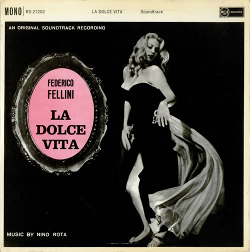 Repost of La Dolce Vita and the other three are new additions.
