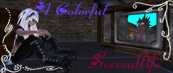 A Colorful Secondlife®