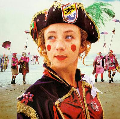 Sylvie Testud dans le film Karnaval sur le Carnaval de Dunkerque