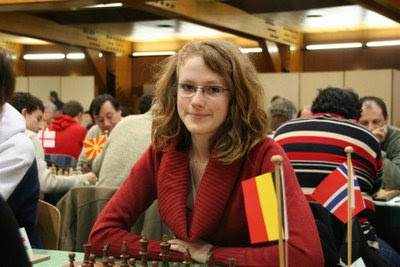 Anna Rudolf - photo Chess & Strategy