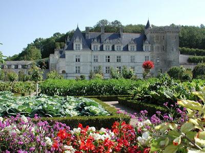 Le Top 12 d'échecs féminin au château de Villandry