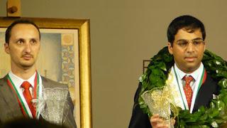 Vishy Anand champion du monde d'échecs !