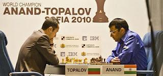 Championnat du Monde d'échecs : Anand - Topalov