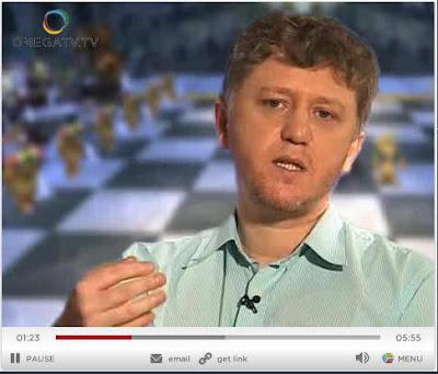 Stéphane Laborde sur Oméga TV