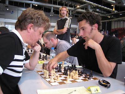 Le championnat international d'échecs de Paris 2008 - © Chess & Strategy