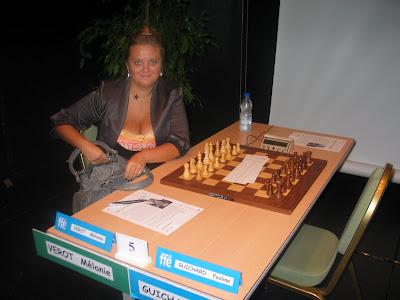 Le championnat de France d'échecs 2008 à Pau © Chess & Strategy