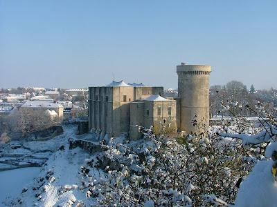 Le Château Guillaume Le Conquérant avec son circuit échecs
