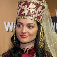 Alexandra Kosteniuk, nouvelle reine des échecs