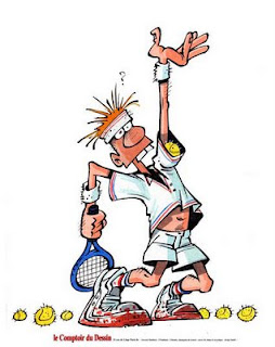 comparaison entre tennis et échecs