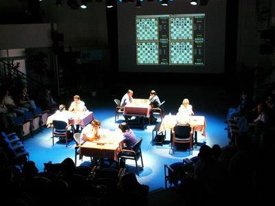 Les rencontres d'échecs du Cap d'Agde