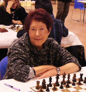 Madeleine Karsenty (LOE) remporte le Trophée Kosteniuk