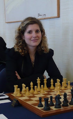 Jovanka Houska, MI (2392) © Chess & Strategy