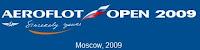 le logo du tournoi aeroflot