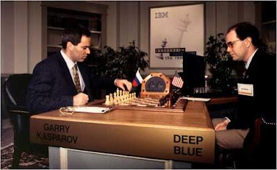 échecs à Kasparov!