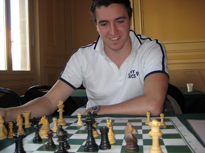 Sébastien Mazé © Chess & Strategy