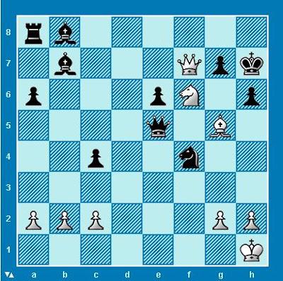Berg 0-1 Topalov