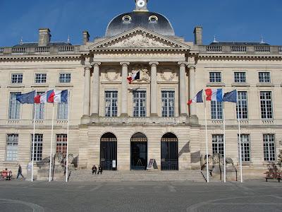 Le lieu du tournoi à Châlon-en-Champagne