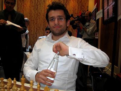 Le numéro un arménien Levon Aronian © Chess & Strategy