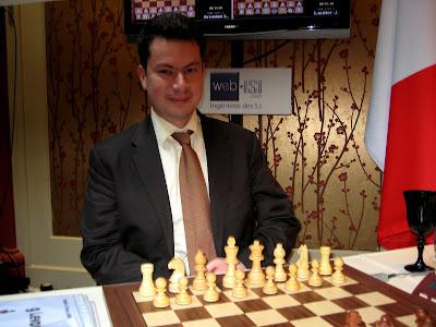 Joël Lautier fait son grand retour dans l'équipe de France © Chess & Strategy