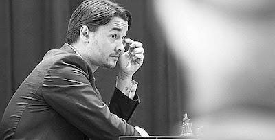 Ci-contre, Alexander Morozevich est l'un «des joueurs les plus imprévisibles et créatifs du circuit» © Sully Balmassière