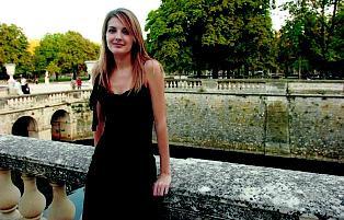 Sophie Milliet - Photo F. Andrès