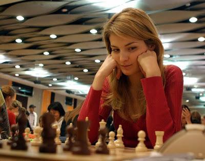 La triple championne de France Sophie Milliet © Chessdom