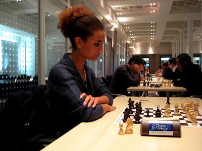 Aurélie Dacalor © Chess & Strategy