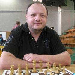 Jean-Marc Degraeve, grand-maître d'échecs