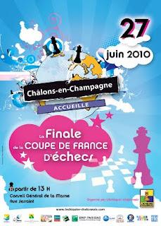 La Coupe de France d'échecs