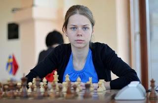 Echecs en Arménie : Tatiana Kosintseva championne d'échecs russe © site officiel