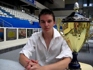 Echecs à Paris : Sébastien Feller  © Chess & Strategy