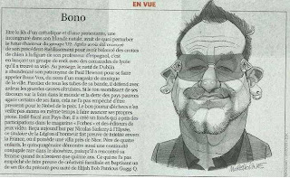 Echecs & Musique : Bono, le chess player de U2