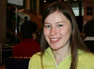 Echecs à Moscou : Natalia Pogonina © ChessBase