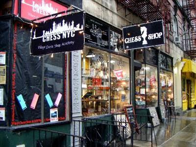 Village Chess Shop © Chess & Strategy