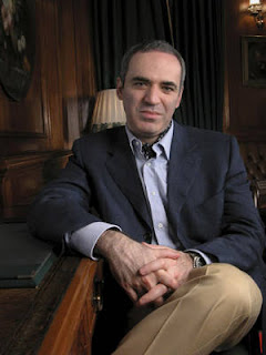 Garry Kasparov sera à  Londres