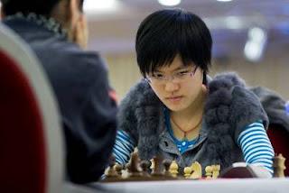 Echecs en Turquie : Hou Yifan Championne du Monde d'échecs 2010