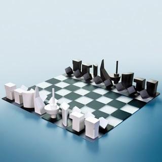 Gagnez un jeu d'échecs de Rotterdam !