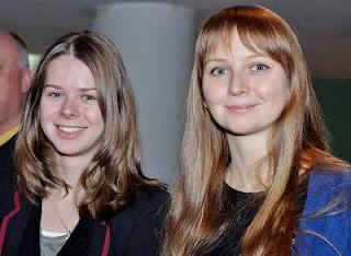 Echecs à Gibraltar : Tatiana et Nadezhda Kosintseva