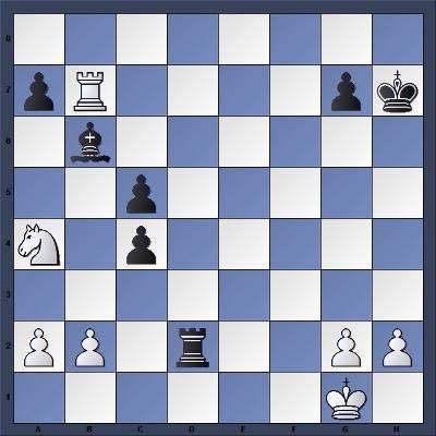 Echecs & Tactique : les Noirs jouent et gagnent en cinq coups - Niveau Fort