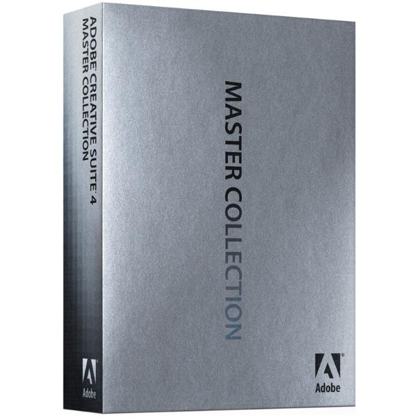 Adobe Creative Suite 4 Master Collection (6 dvd)