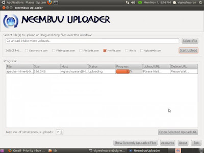 Neembuu Uploader Upload Files To Multiple File Sharing Hosts
