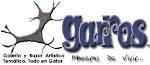 GARROS, TIENDA ÚNICA DE ARTE RELACIONADO CON GATOS
