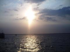 por do sol perfeito!!!
