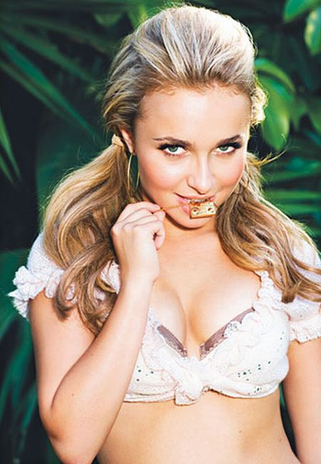 hayden panettiere photo shoot. Panettiere became most